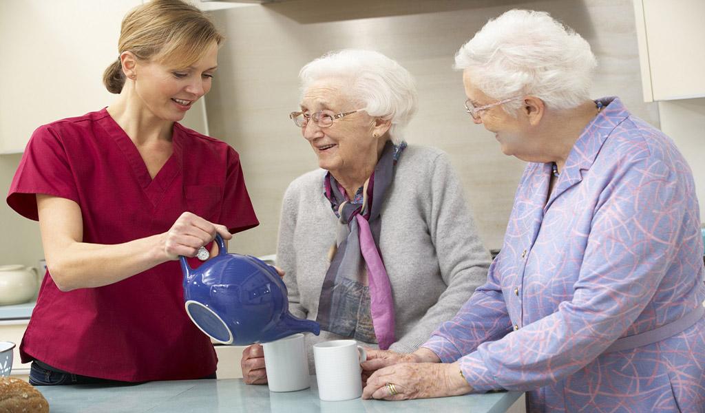 Claremont Elderly Care, Private Home